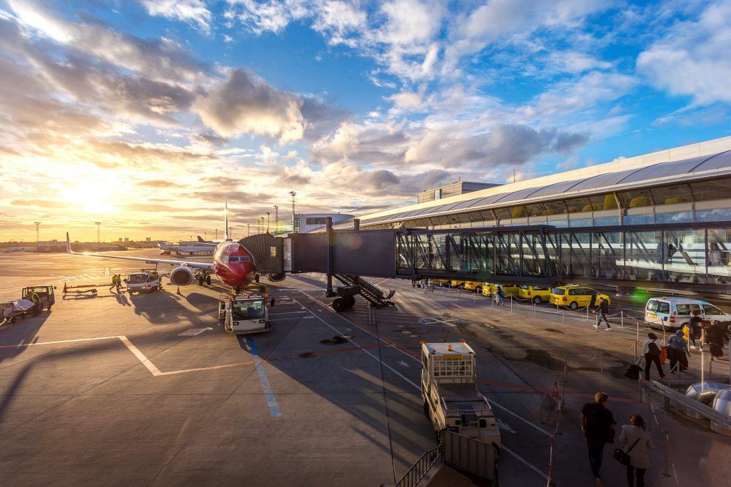 airport dropoff service