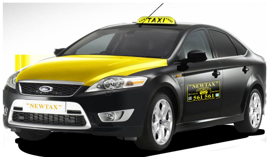 newtax taxi ford mondeo 5