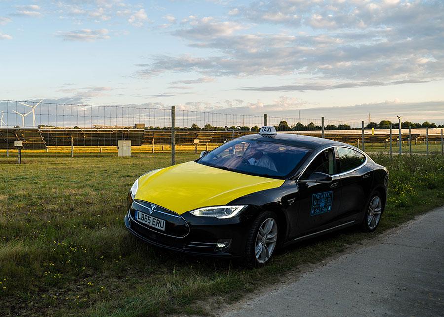 Newtax taxi company