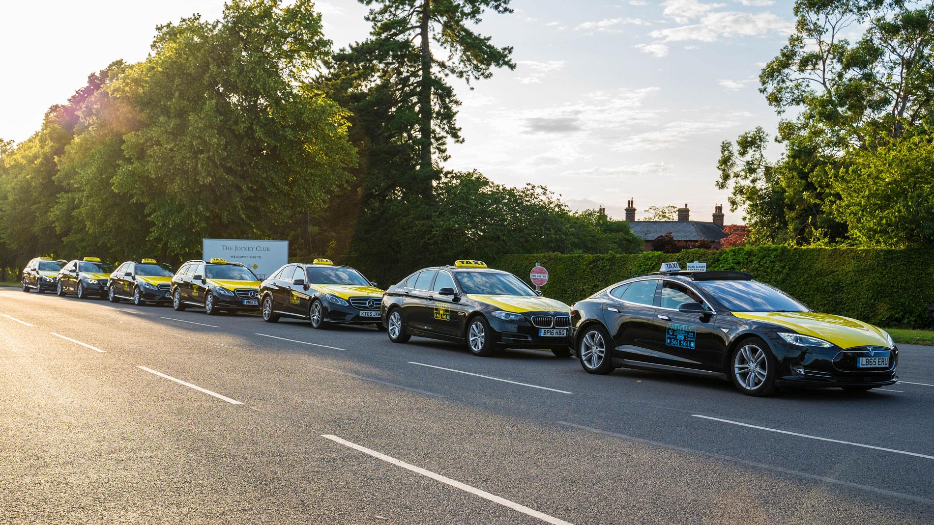 Newtax taxi fleet newmarket