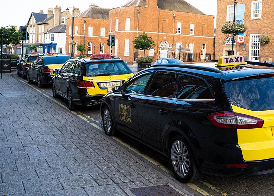 Newtax taxi newmarket